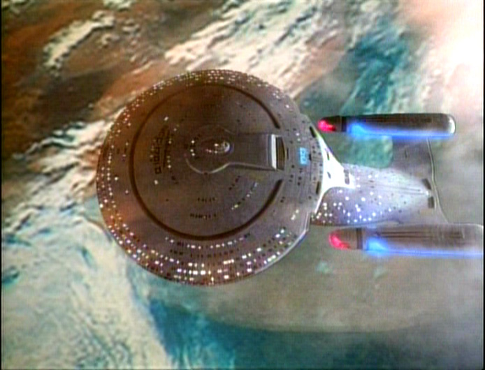 Star Trek: The Next Generation – Noch einmal Q Blu-ray Review