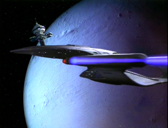 Star Trek: The Next Generation – Riker unter Verdacht Blu-ray Review