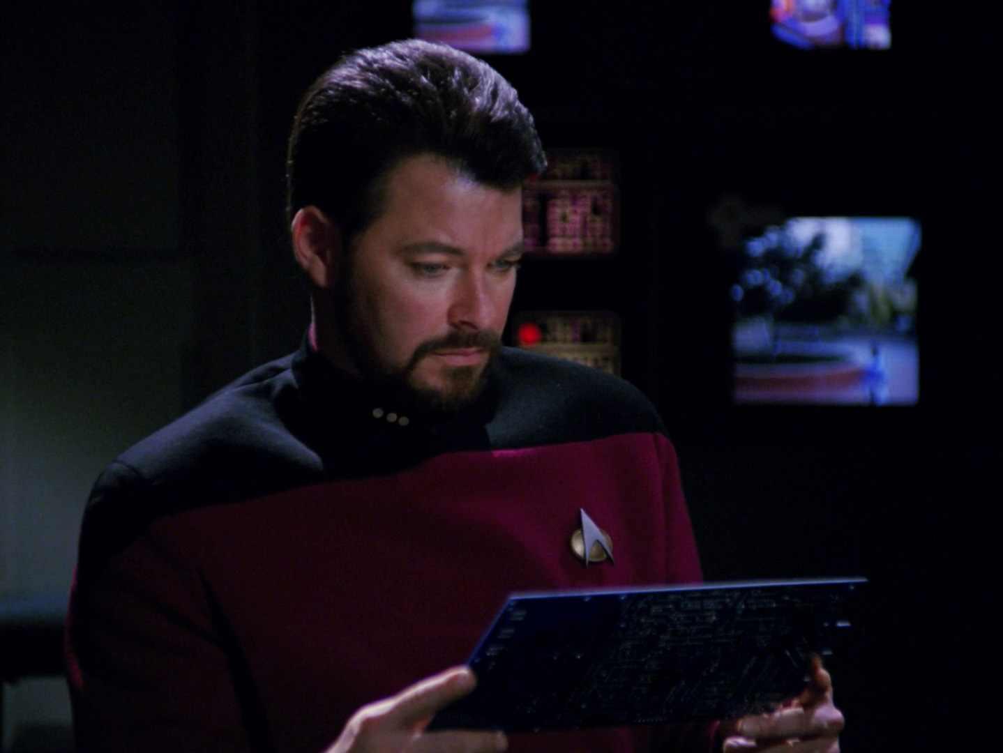 tar Trek: The Next Generation - Terror auf Rutia-Vier (The High Ground) Blu-ray Screencap © CBS/Paramount