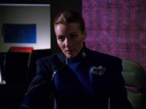 Star Trek: The Next Generation - Terror auf Rutia-Vier (The High Ground) Blu-ray Screencap © CBS/Paramount