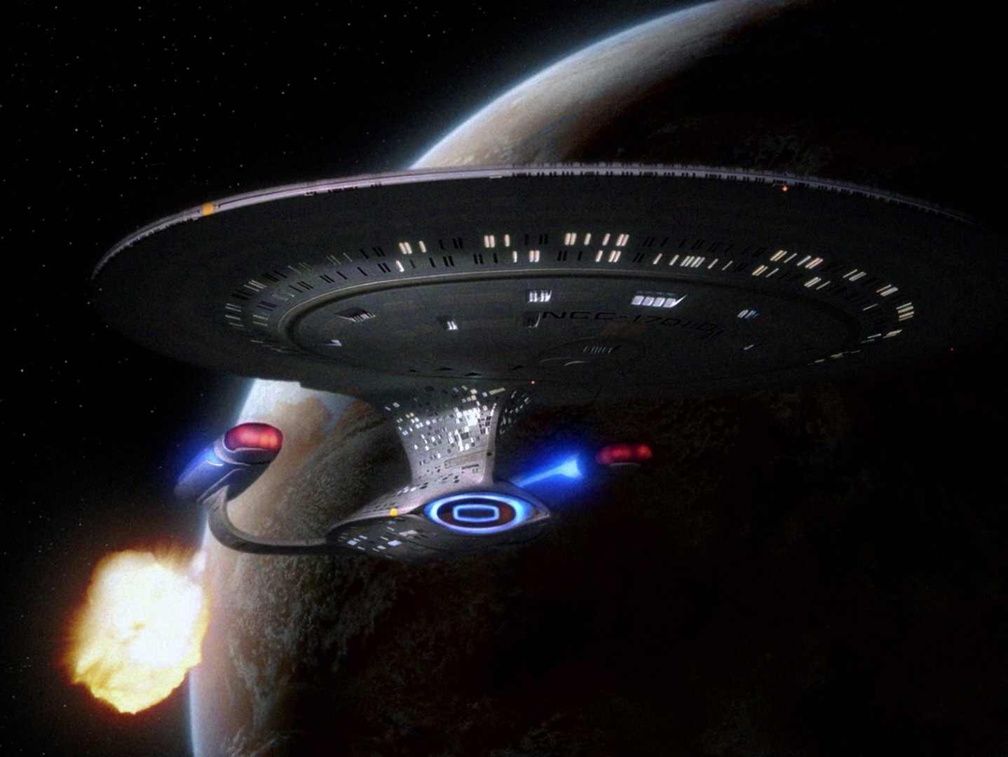 Star Trek: The Next Generation – Terror auf Rutia-Vier Blu-ray Review