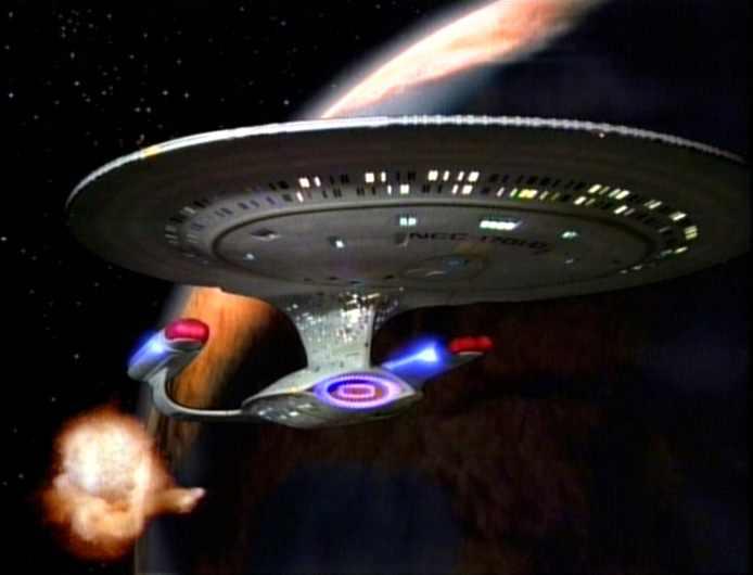 Star Trek: The Next Generation – Terror auf Rutia-Vier Blu-ray Review