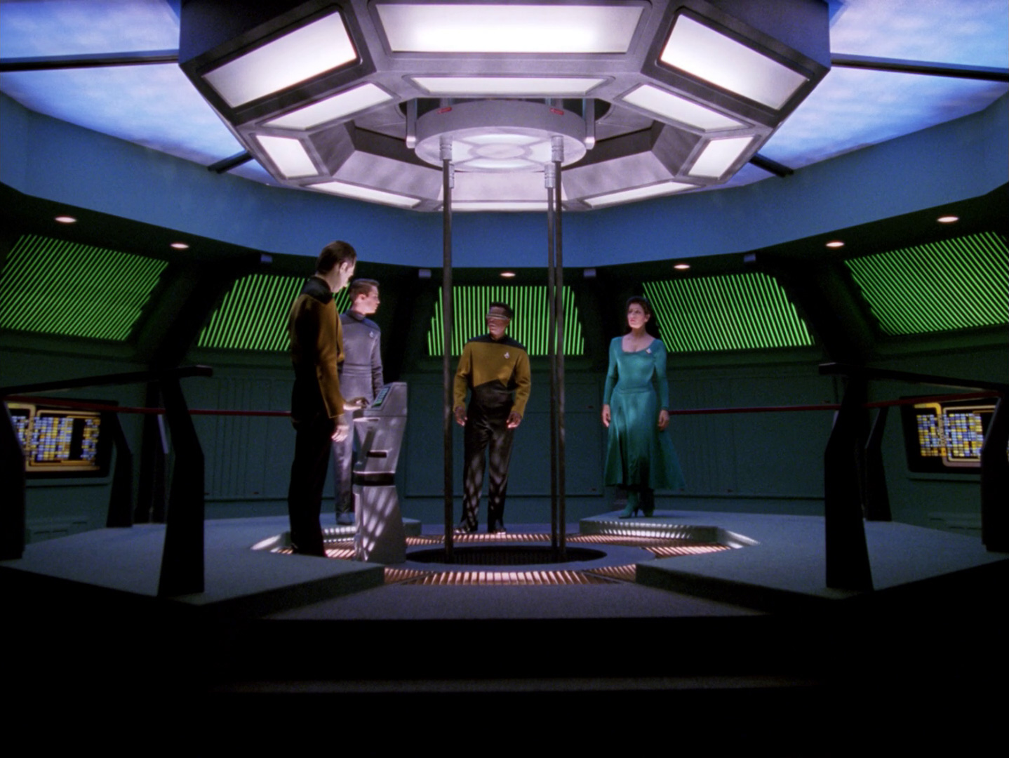 Star Trek: The Next Generation – Datas Nachkomme Blu-ray Review