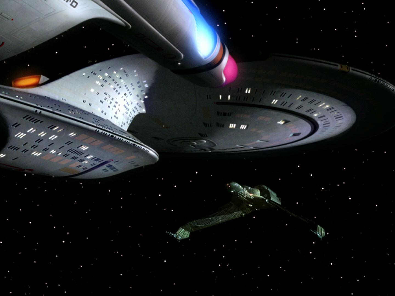 Star Trek: The Next Generation – Die Sünden des Vaters Blu-ray Review