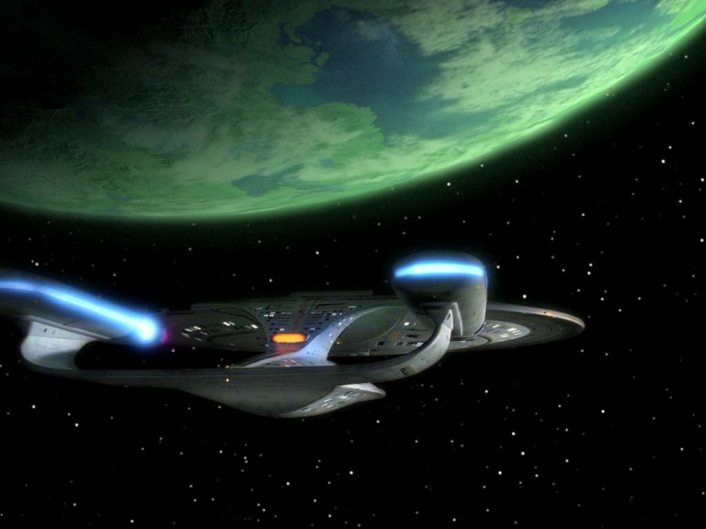 Star Trek: The Next Generation - Die Sünden des Vaters (Sins Of The Father) Blu-ray Screencap © CBS/Paramount
