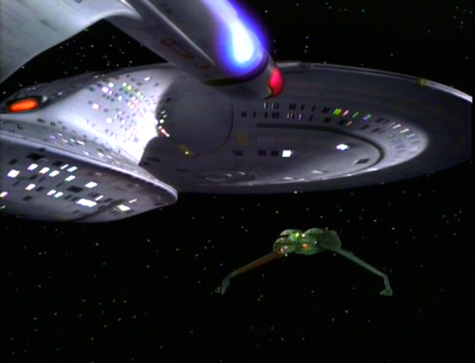 Star Trek: The Next Generation – Die Sünden des Vaters Blu-ray Review