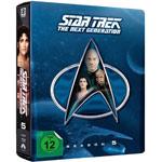 Star Trek: The Next Generation Season 5 Steelbook (exklusiv bei Amazon) Limited Collector's Edition