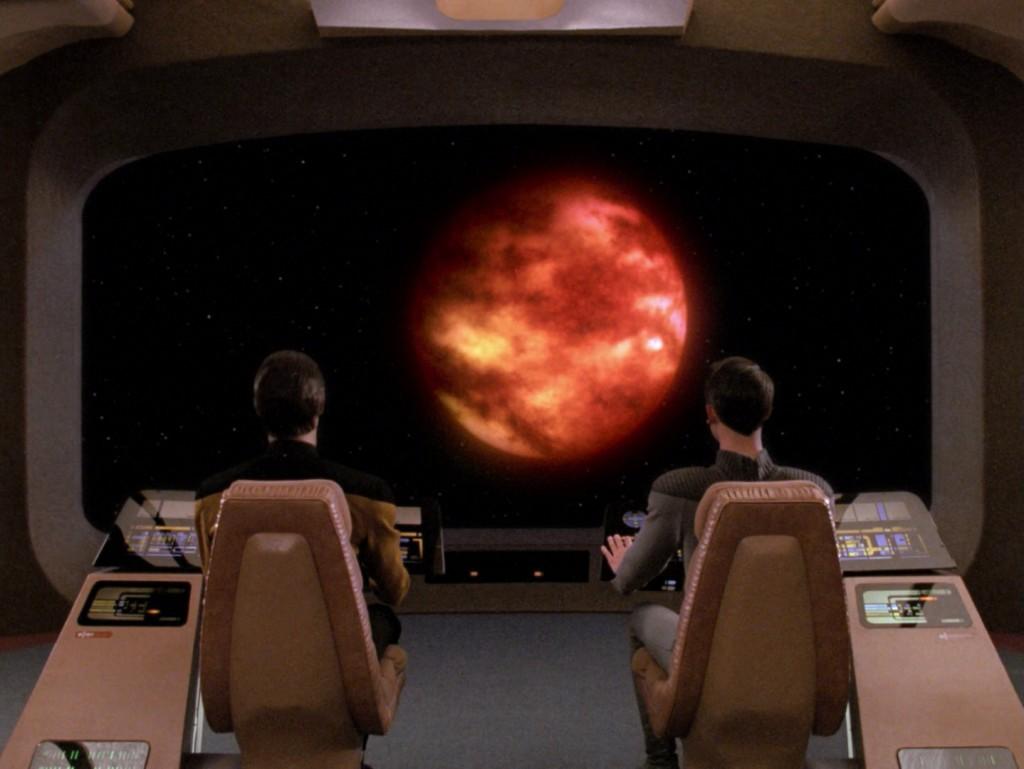 Star Trek: The Next Generation - Der Telepath (Tin Man) Blu-ray Screencap © CBS/Paramount