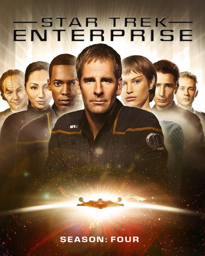 Star Trek: Enterprise Season 4 Cover