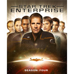 Star Trek: Enterprise Staffel 4 Blu-ray