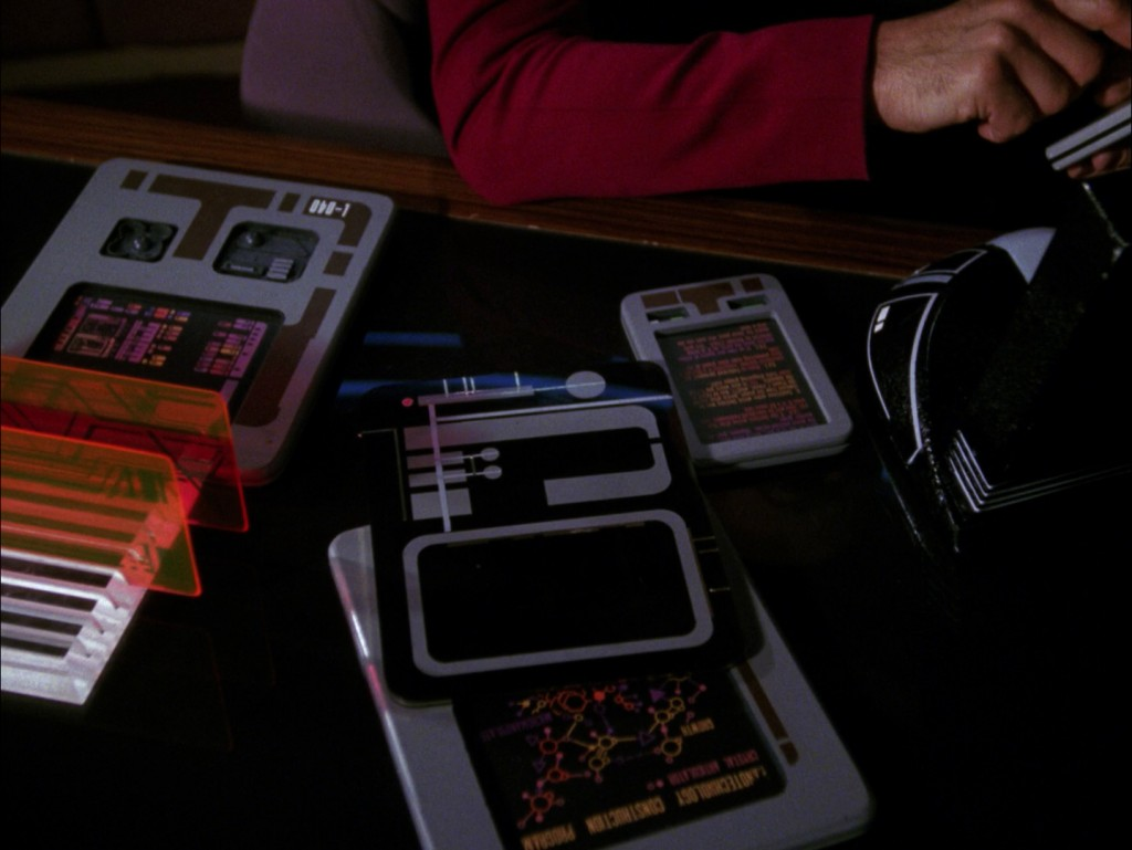 Star Trek: The Next Generation - Picard macht Urlaub (Captain's Holiday) Blu-ray Screencap © CBS/Paramount