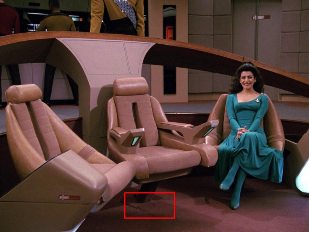 Star Trek: The Next Generation - Picard macht Urlaub (Captain's Holiday) Blu-ray Screencap © CBS/Paramount