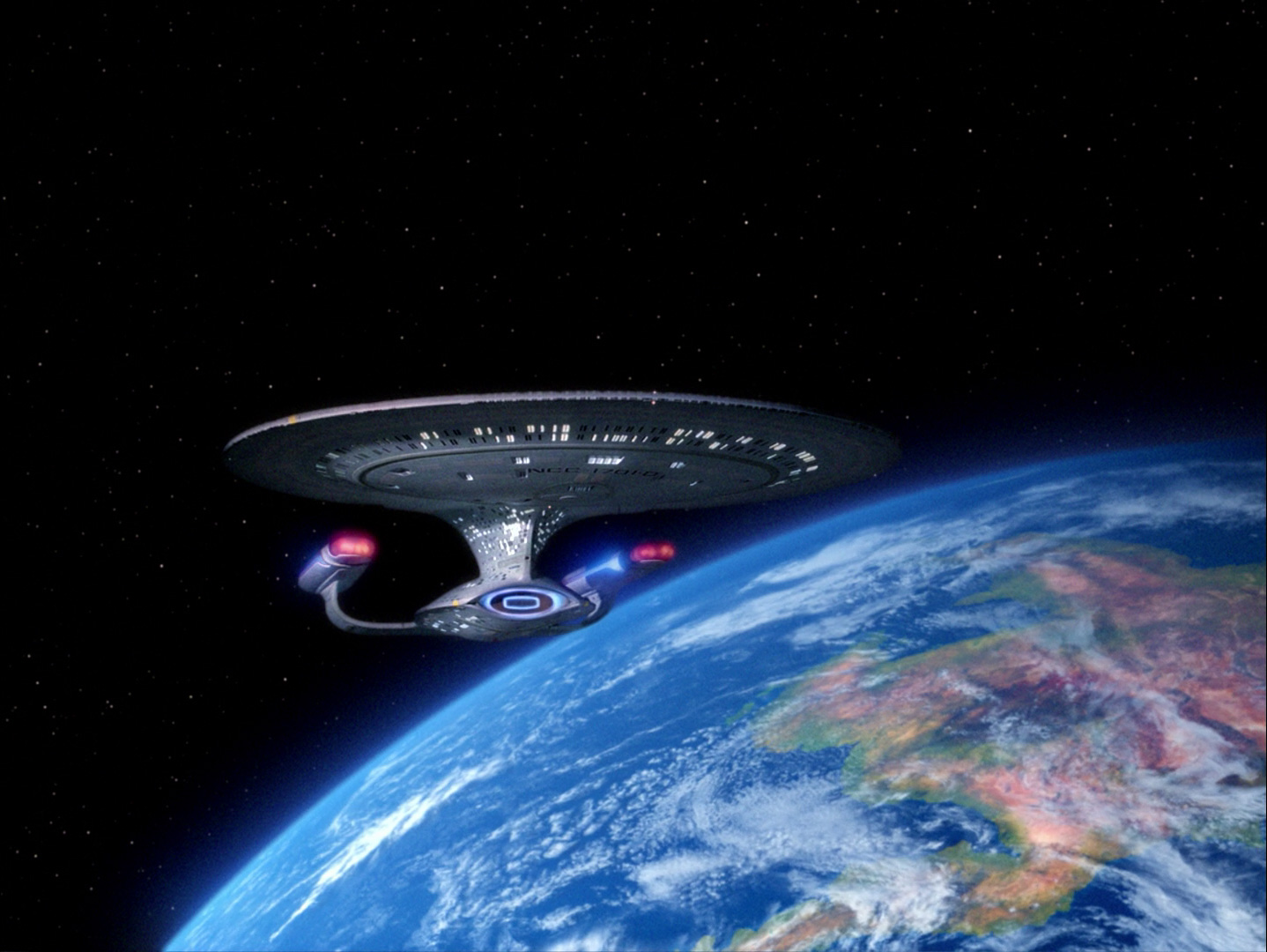 Star Trek: The Next Generation – Versuchskaninchen Blu-ray Review