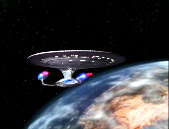 Star Trek: The Next Generation – Picard macht Urlaub Blu-ray Review