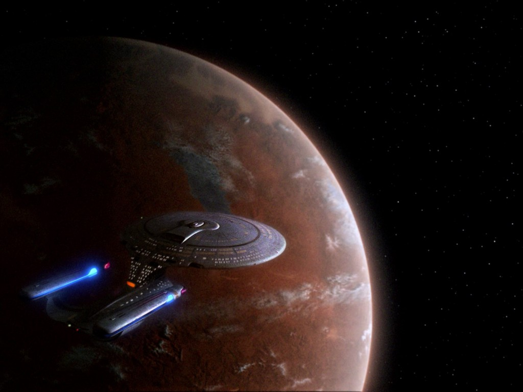 Star Trek: The Next Generation - Versuchskaninchen (Allegiance) Blu-ray Screencap © CBS/Paramount