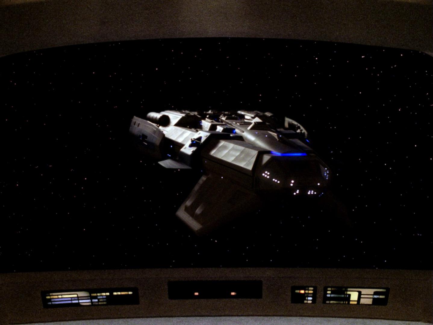 Star Trek: The Next Generation – Der Sammler Blu-ray Review