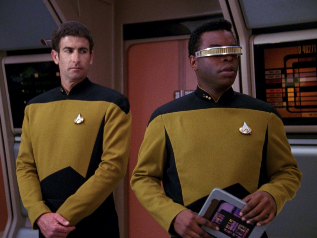 Star Trek: The Next Generation - Der schüchterne Reginald (Hollow Pursuits) Blu-ray Screencap © CBS/Paramount