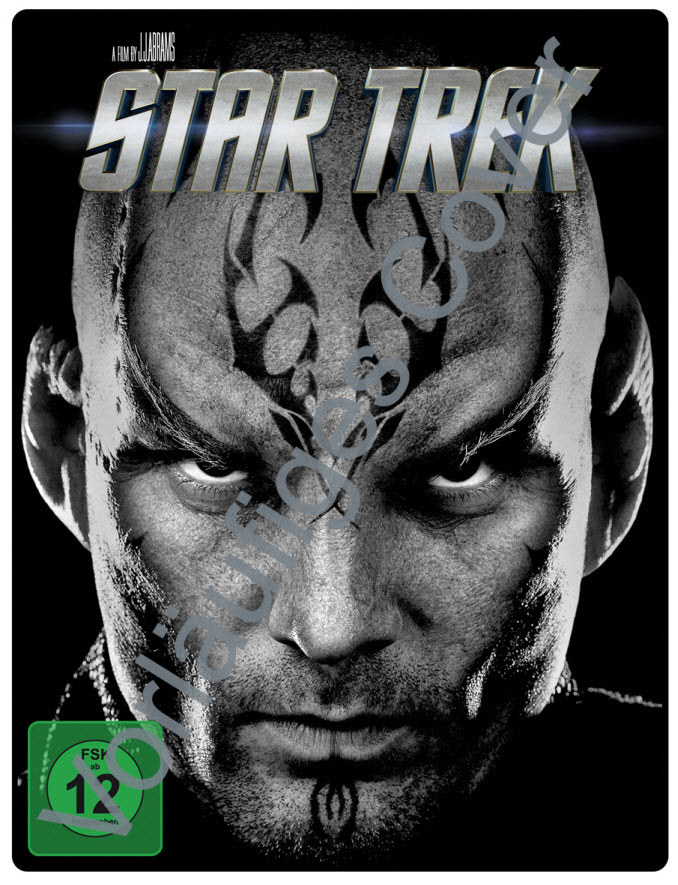 Star Trek (Blu-ray Steelbook)
