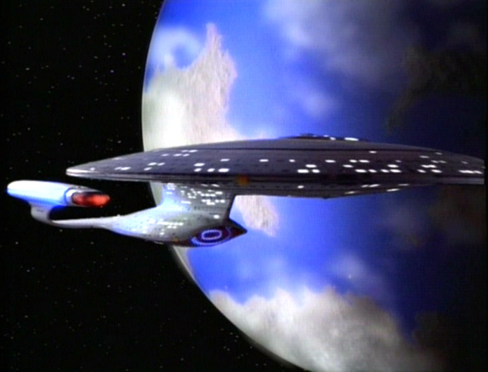 Star Trek: The Next Generation – Die Damen Troi Blu-ray Review