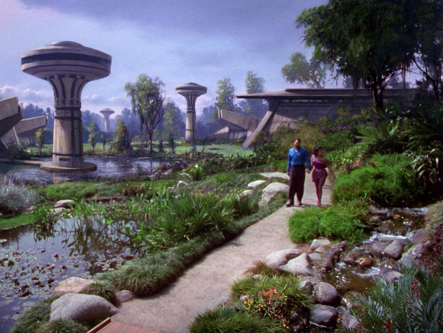 Star Trek: The Next Generation – Die Damen Troi Blu-ray Review