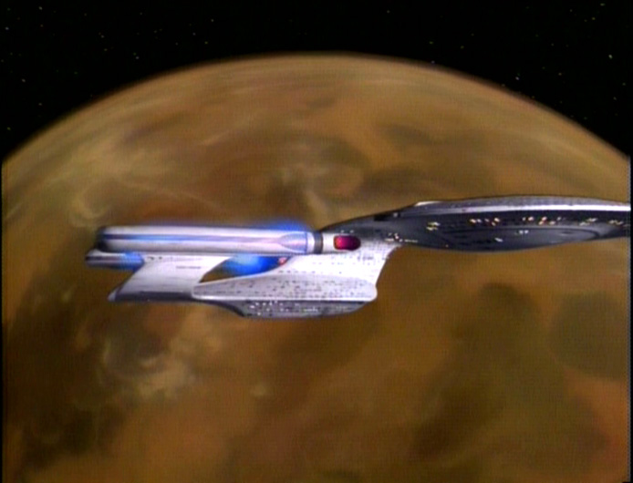 Star Trek: The Next Generation – Botschafter Sarek Review