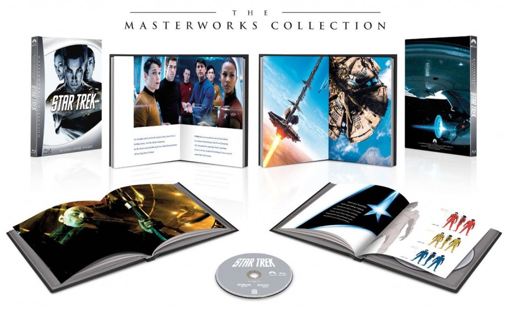 Star Trek (Blu-ray) - The Masterworks Collection