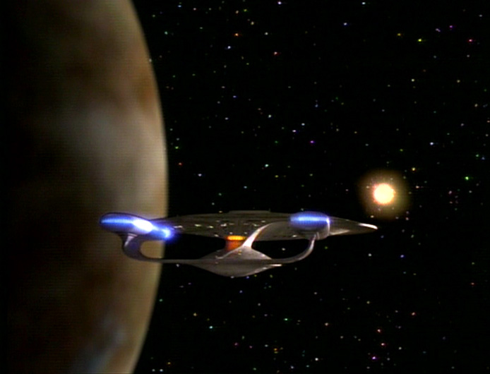 Star Trek: The Next Generation – Wer ist John? Blu-ray Review