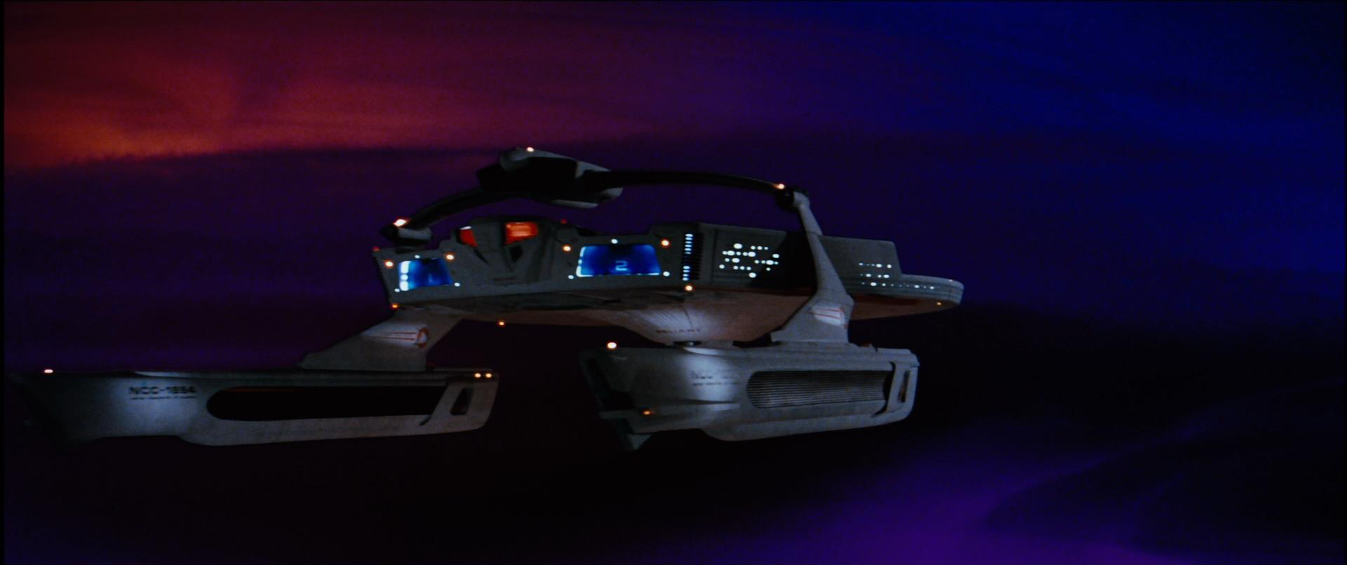 Star Trek II: Der Zorn des Khan (The Wrath of Khan) Blu-ray Screencap © CBS/Paramount
