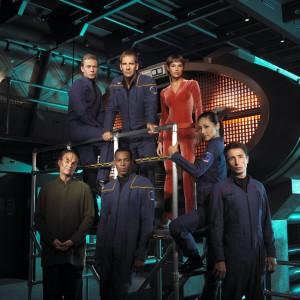 Die Crew der NX-01 fliegt in ihr drittes Jahr. Foto: Paramount Home Entertainment