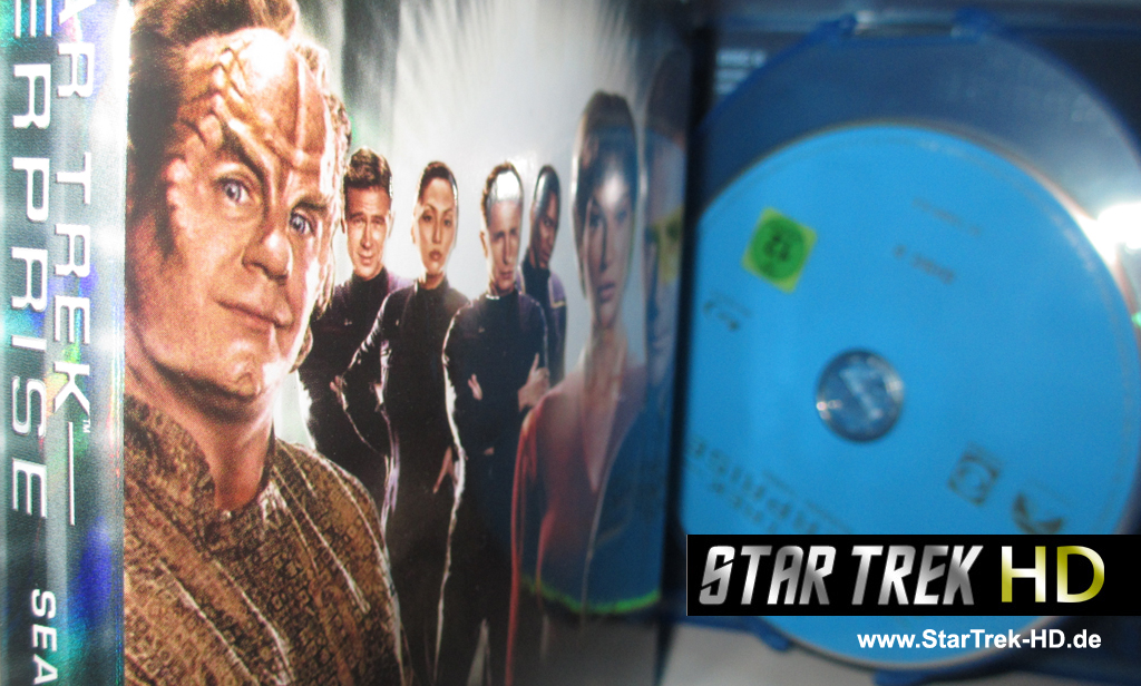 Star Trek Enterprise Season 3 Blu-ray Relief-Schuber (Foto: StarTrek-HD.de)