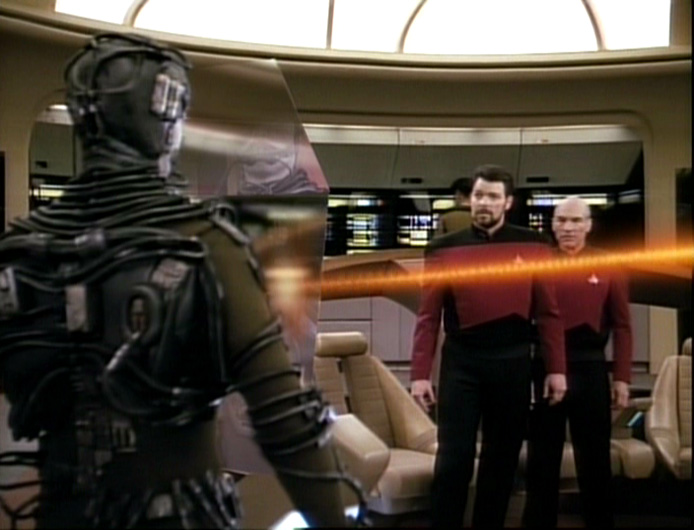 Star Trek: The Next Generation – In den Händen der Borg Blu-ray Review