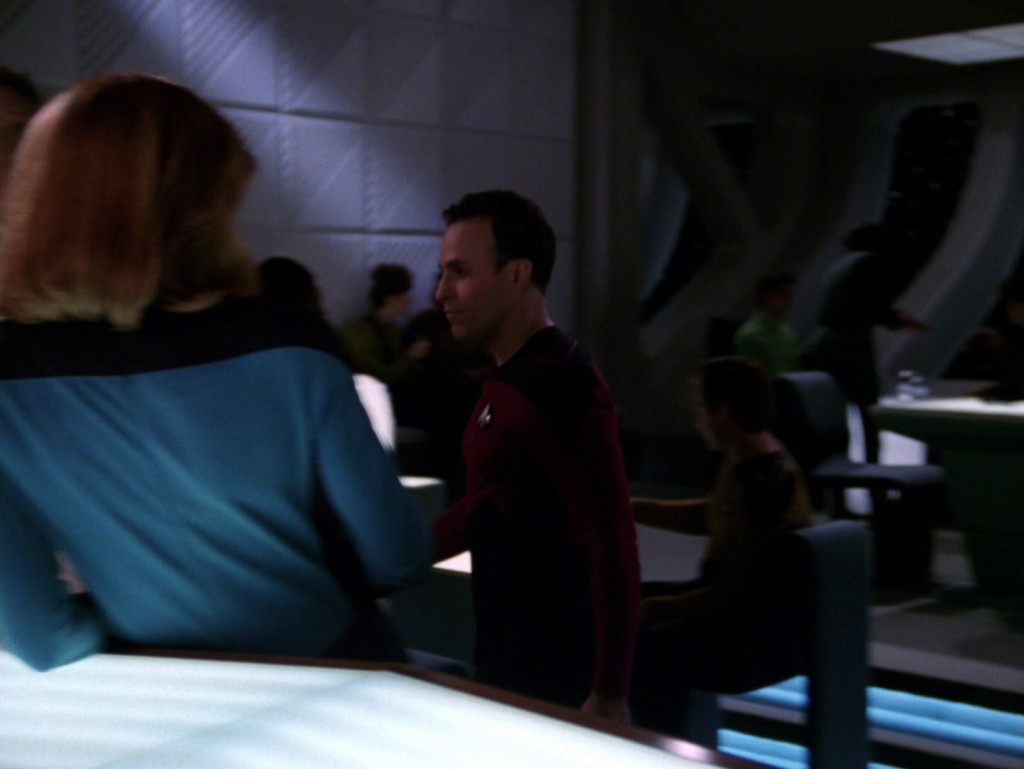 Star Trek: The Next Generation - Wer ist John? (Transfigurations) Blu-ray Screencap © CBS/Paramount