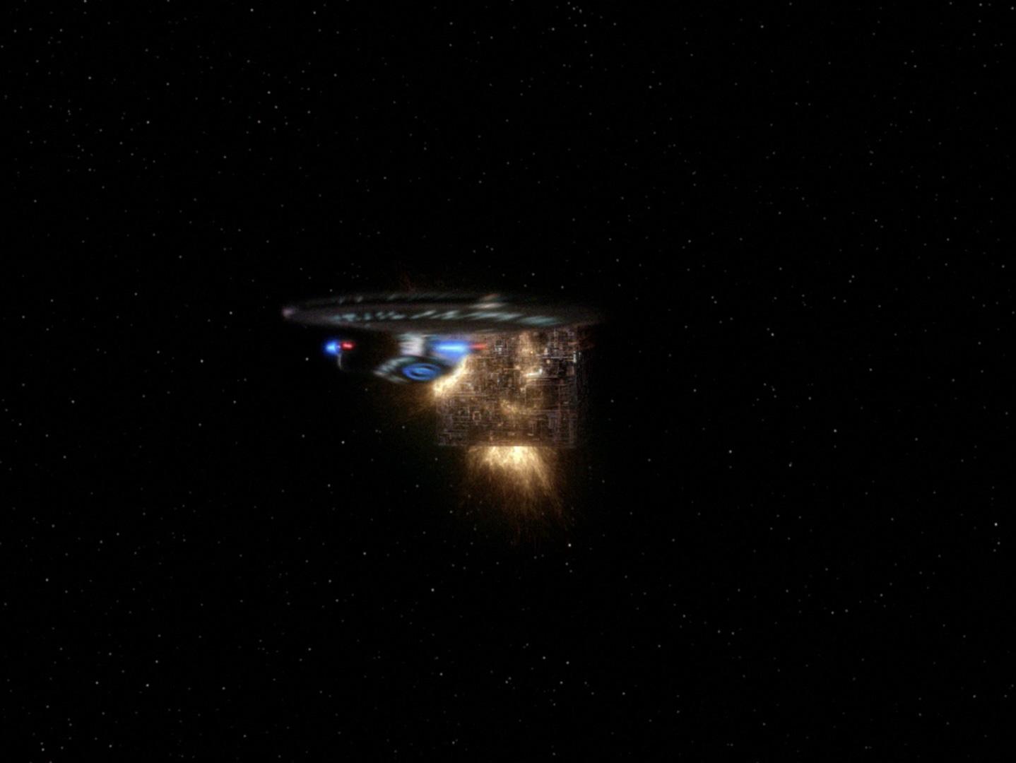 Star Trek: The Next Generation – Angriffsziel Erde Blu-ray Review