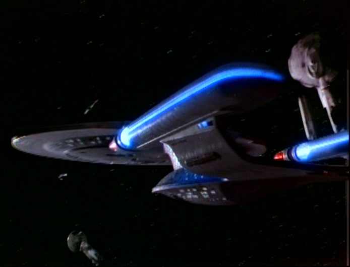 Star Trek: The Next Generation – Angriffsziel Erde Blu-ray Review