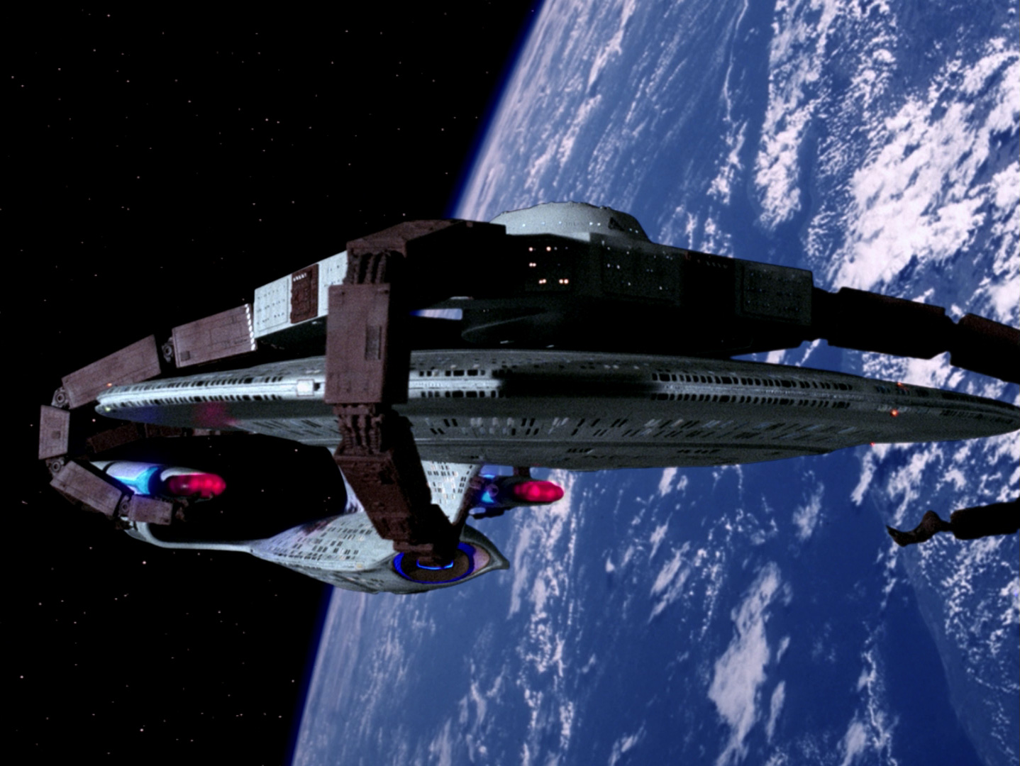 Star Trek: The Next Generation – Familienbegegnung Blu-ray Review