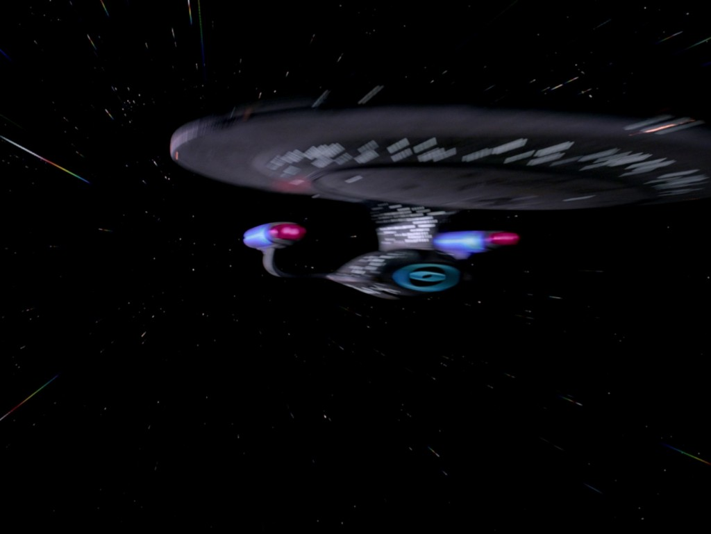 Star Trek: The Next Generation - Die ungleichen Brüder (Brothers) Blu-ray Screencap © CBS/Paramount