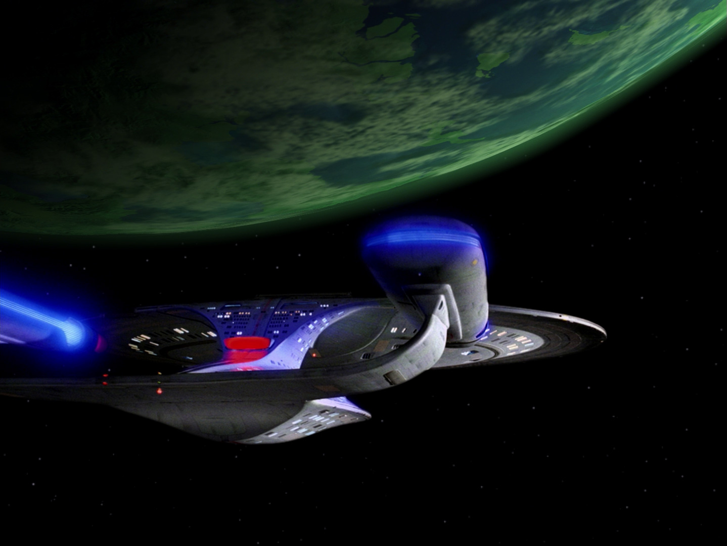 Star Trek: The Next Generation – Die ungleichen Brüder Blu-ray Review