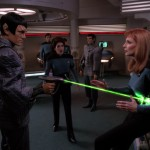 Star Trek: The Next Generation Season 6 Blu-ray © CBS/Paramount