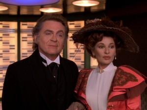 Wieder zurück: Dr. Moriarty (Blu-ray Screencap von Trekcore.com)
