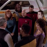 Star Trek: The Next Generation Season 6 Blu-ray © CBS/Paramount
