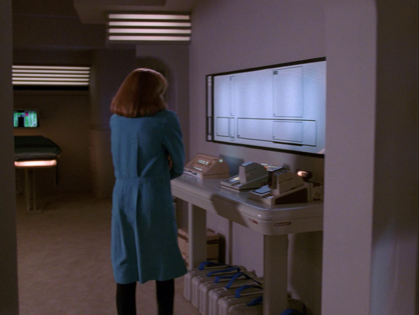 Star Trek: The Next Generation - Das Experiment (Remember Me) Blu-ray Screencap © CBS/Paramount