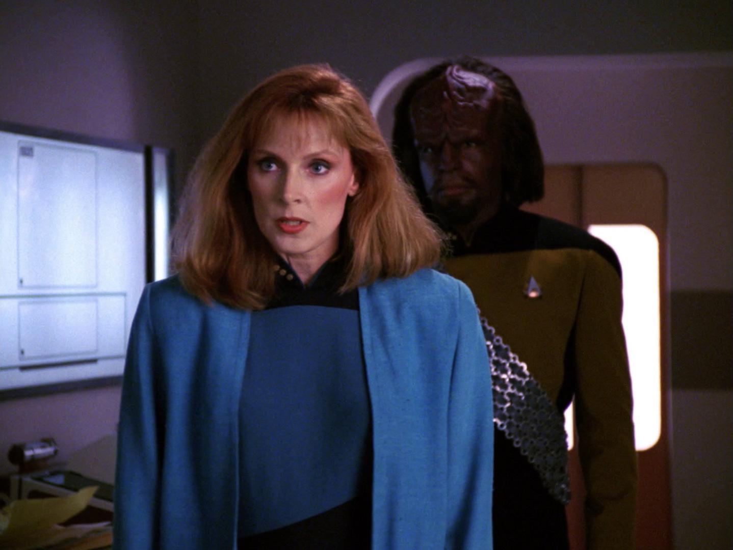 Star Trek: The Next Generation - Endars Sohn (Suddenly Human) Blu-ray Screencap © CBS/Paramount