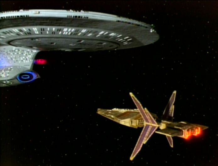 Star Trek: The Next Generation – Endars Sohn Blu-ray Review