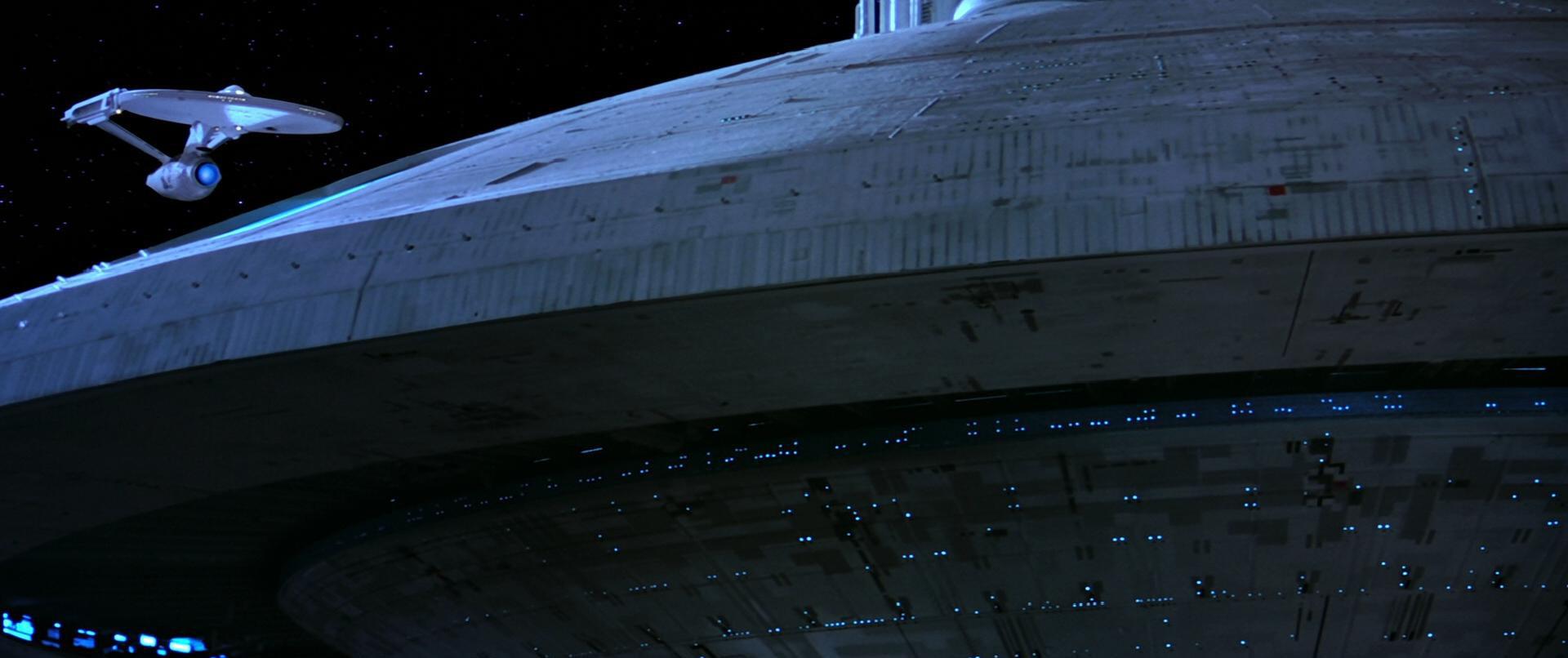 Star Trek: Auf der Suche nach Mr. Spock Blu-ray Screencap © CBS/Paramount