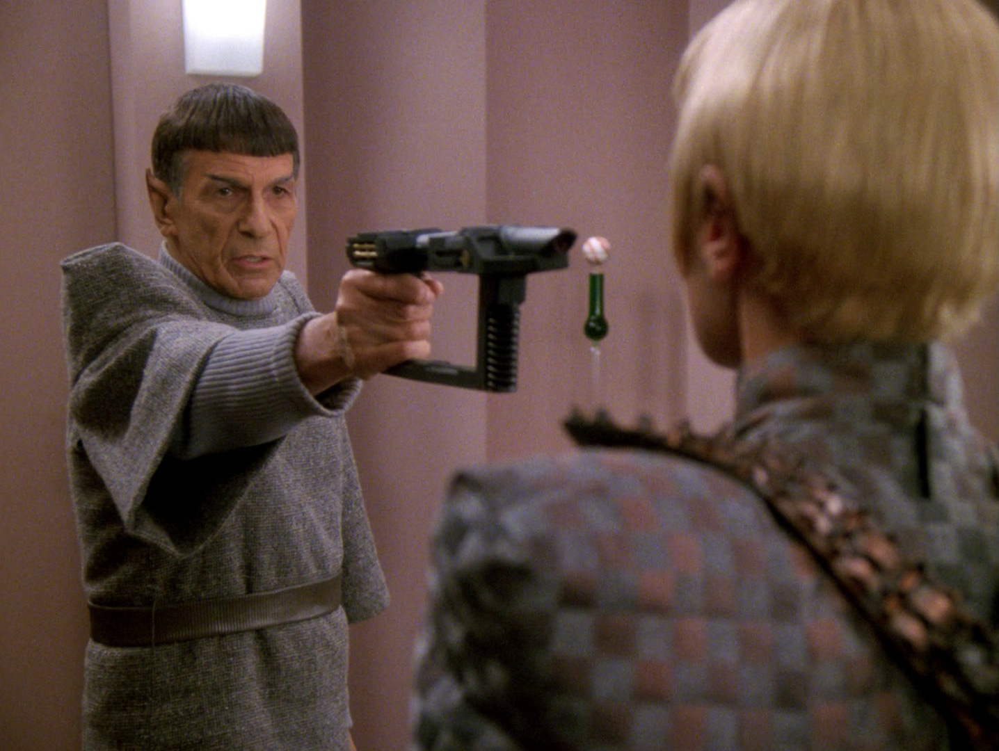 Star Trek: The Next Generation - Wiedervereinigung (Unification) Blu-ray Screencap © CBS/Paramount