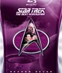 Star Trek: The Next Generation Season 7 Blu-ray