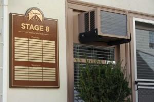 Bühne 8: ein Zuhause von Star Trek. Foto: Hinze