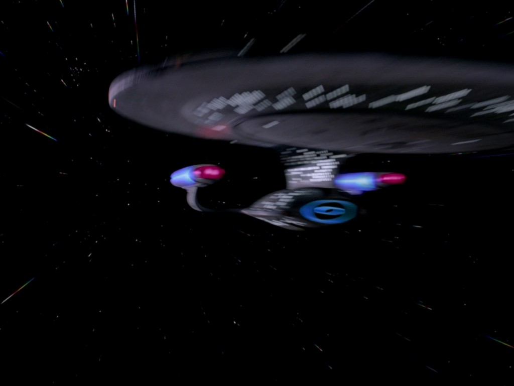 Star Trek: The Next Generation - Die Rettungsoperation (Legacy) Blu-ray Screencap © CBS/Paramount