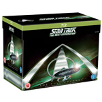 Star Trek: The Next Generation Season 1 - 7 Blu-ray (Komplettbox)