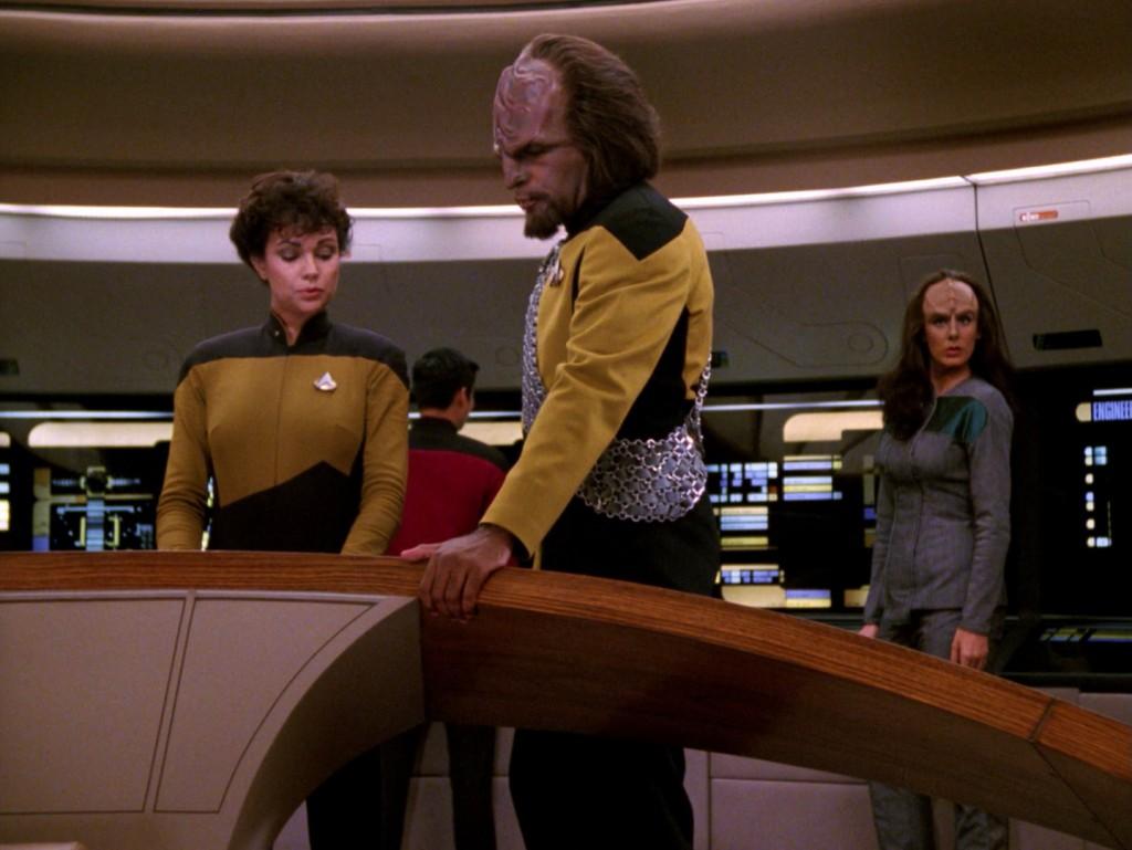Star Trek: The Next Generation - Tödliche Nachfolge (Reunion) Blu-ray Screencap © CBS/Paramount